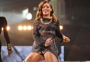 Rihanna, la Barbadienne