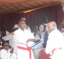 Denis Sassou Nguesso, ceinture rouge 10ème dan