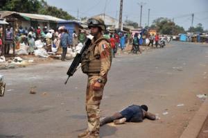 Centrafrique: la nouvelle présidente déjà en prise aux violences Centrafrique: la nouvelle présidente déjà en prise aux violences © AFP