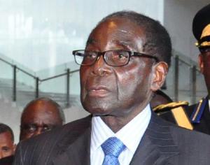 Robert Mugabe, 91 ans