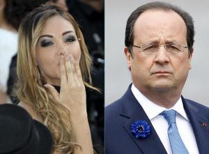 Nabilla contre François Hollande