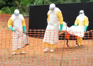 Ebola: Pourquoi une deuxième vague d'épidémie en Afrique de l'ouest? © AFP