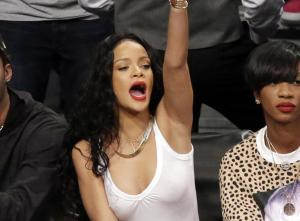 Rihanna première fan de Karim Benzema