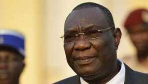 L'ancien président centrafricain, Michel Djotodia. © AFP