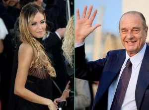 Nabilla kiffe Chirac!