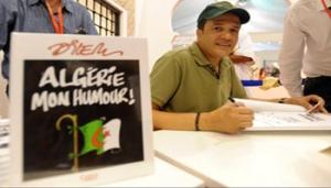 Ali Dilem est l'un des plus célèbres dessinateurs algériens. © Facebook