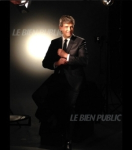 Arnaud Montebourg: mannequin!