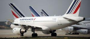 Un bébé est né sur un vol Air France.afp.com/Stephane de Sakutin