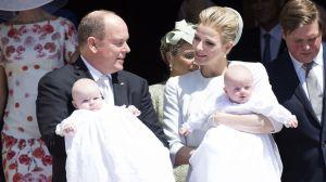 Gabriella et Jacques, les jumeaux de Charlène et Albert de Monaco