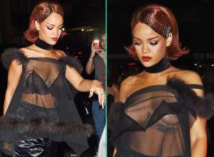 Rihanna: Topless, une fois de plus!