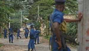Police contre manifestants