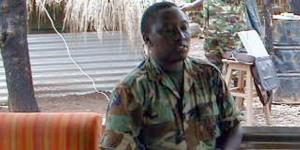 Emmanuel Karenzi Karake. © Monuc/AFP