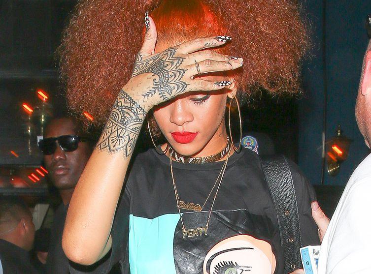 Rihanna poursuivie par des activistes anti-fourrure
