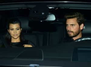 Kourtney Kardashian vs Scott Disick