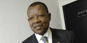 Le porte-parole du gouvernement de la RDC et ministre de la Communication, Lambert Mende. © Vincent Fournier/Jeune Afrique