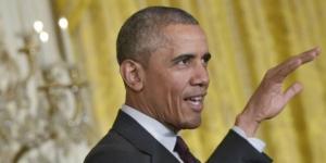 Le président américain Barack Obama, à la Maison Blanche à Washington, le 22 juillet 2015. © Mandel Ngan/AFP
