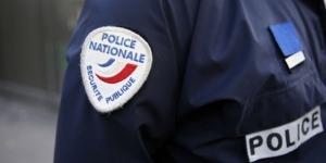 Uniforme de la police nationale. © AFP