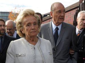 Bernadette vs Jacques Chirac