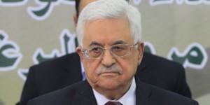 Le président de l'Autorité palestinienne Mahmoud Abbas. © AFP