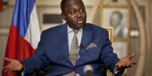 François Bozizé, ancien chef d'Etat de la Centrafrique. © Ben Curtis/AP/SIPA