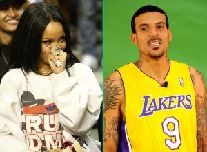 Rihanna vs Matt Barnes