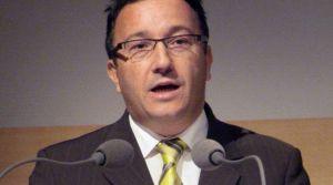 Le député-maire UMP de Roanne (Loire), Yves Nicolin, en 2007 à Paris afp.com/HERMINIE PHILIPPE