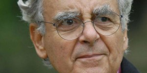 Le président du Jury, Bernard Pivot. © Alain Jocard/AFP