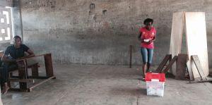 Les Congolais étaient appelés à voter dimanche 25 octobre pour une nouvelle Constitution. Crédits : Joan Tilouine