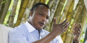 Denis Sassou Nguesso sera-t-il candidat à l'élection présidentielle de 2016 ? © Vincent Fournier/J.A.