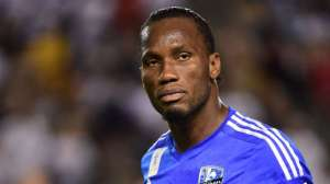 © Radio-Canada FREDERIC J. BROWN Drogba joueur du mois d'octobre dans la MLS