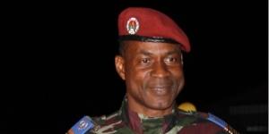 Le général Gilbert Diendéré. © © Hippolyte Sama