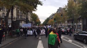 Manifestation diaspora paris 1