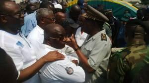 Les leaders de l'IDC et du Frocad en résidence surveillée à Pointe-Noire