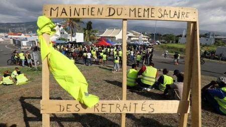 FRANCE-OVERSEAS-UNREST-REUNION