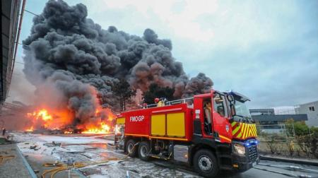 FRANCE-ACCIDENT-FIRE
